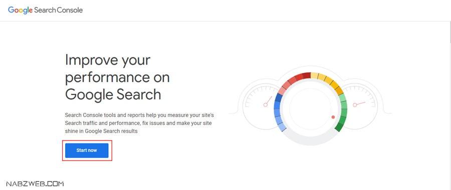 ثبت سایت در گوگل در کمتر از ۱۰ دقیقه